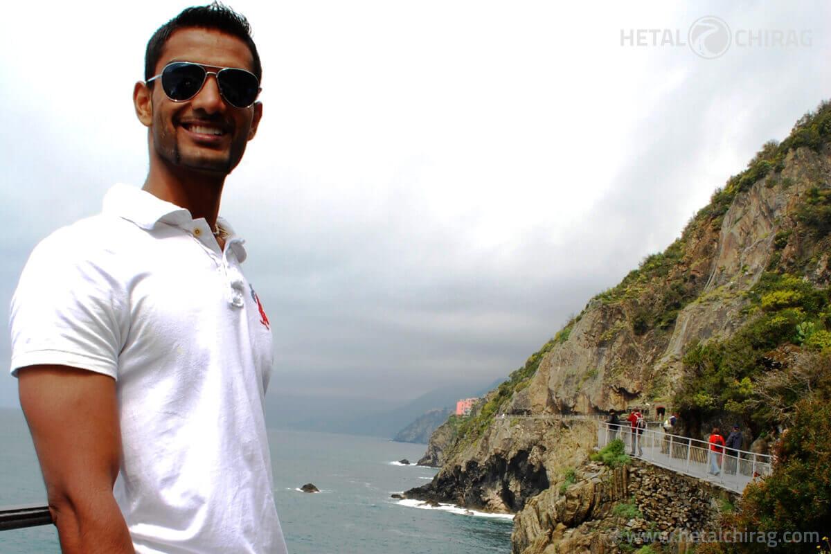 Cinque Terre | Chirag Virani | Hetal Virani