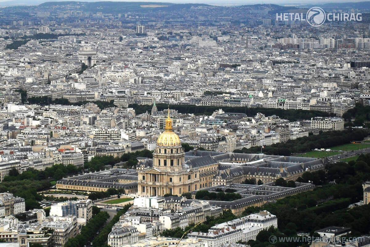 Maine-Montparnasse Tower, Paris, France | Chirag Virani | Hetal Virani