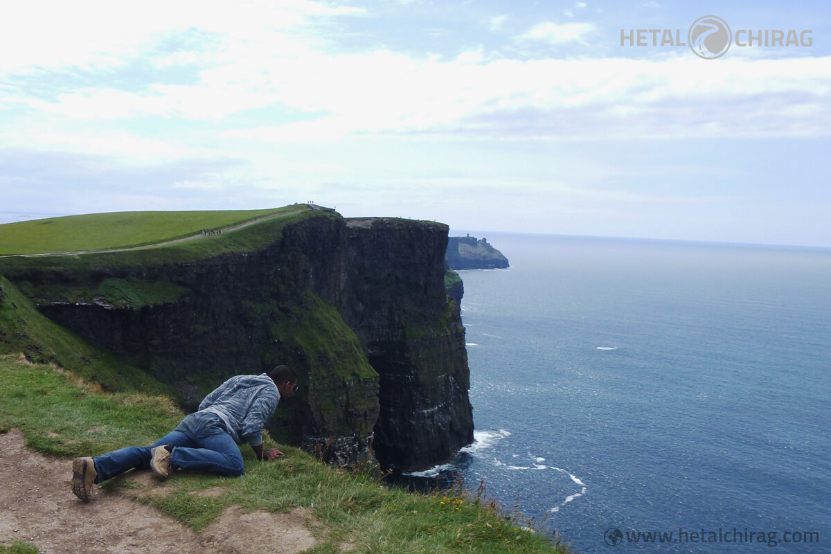 Cliffs of Moher, County Clare, Ireland | Chirag Virani | Hetal Virani