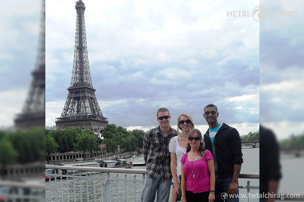 Eiffel Tower | Chirag Virani | Hetal Virani