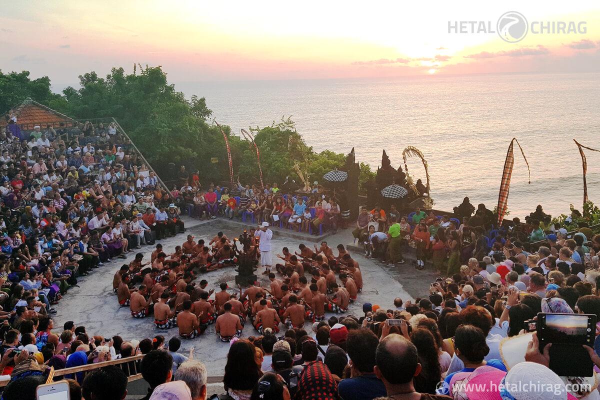 Kecak Dance, Uluwatu, , Bali, Indonesia | Chirag Virani | Hetal Virani