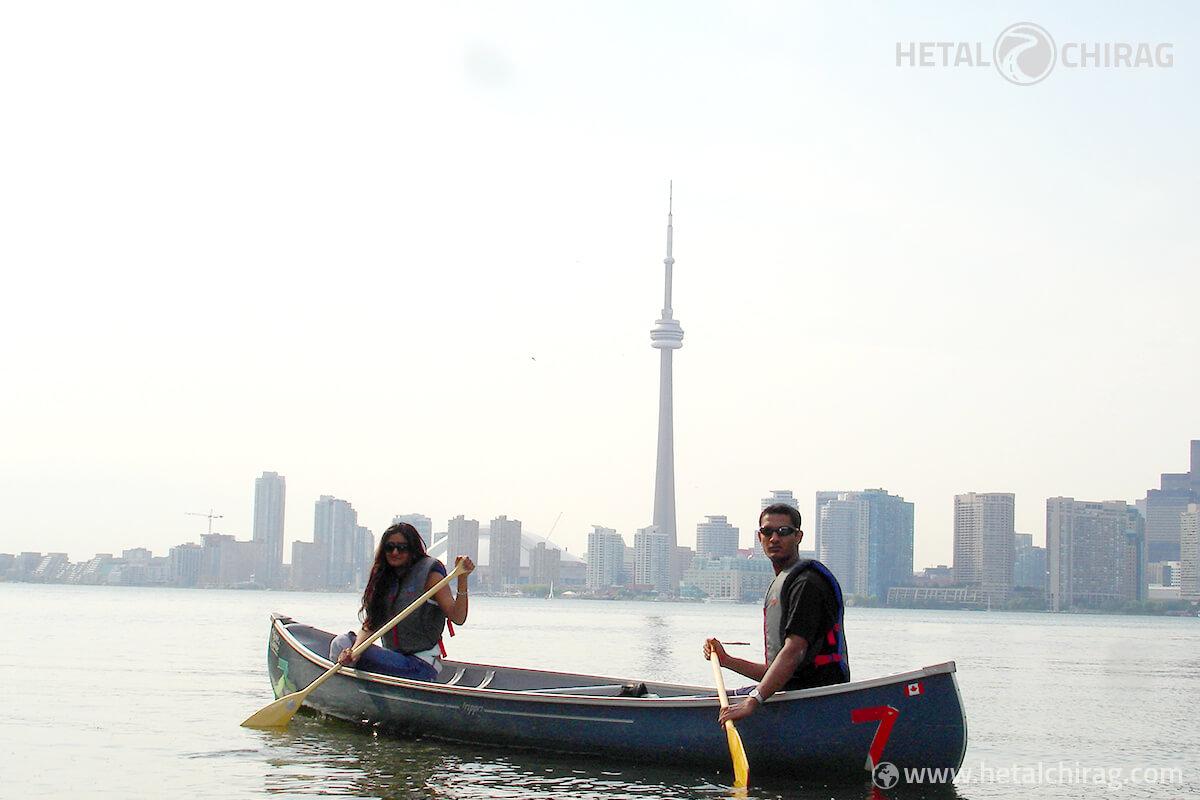 Toronto skyline | Chirag Virani | Hetal Virani