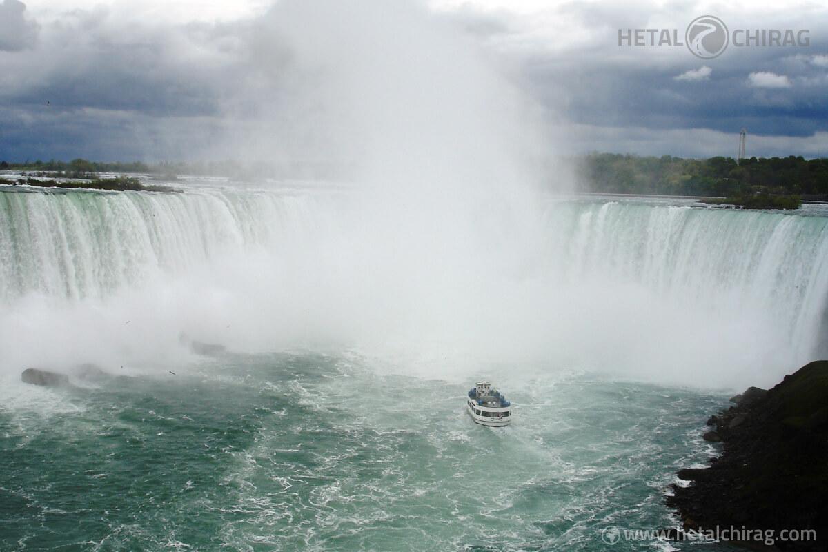 Niagra-Falls,-Canada | Chirag Virani | Hetal Virani