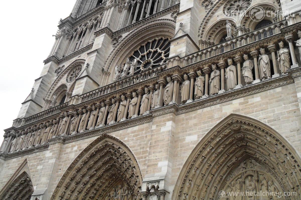 Notre-Dame-Cathedral,-Paris,-France | Chirag Virani | Hetal Virani