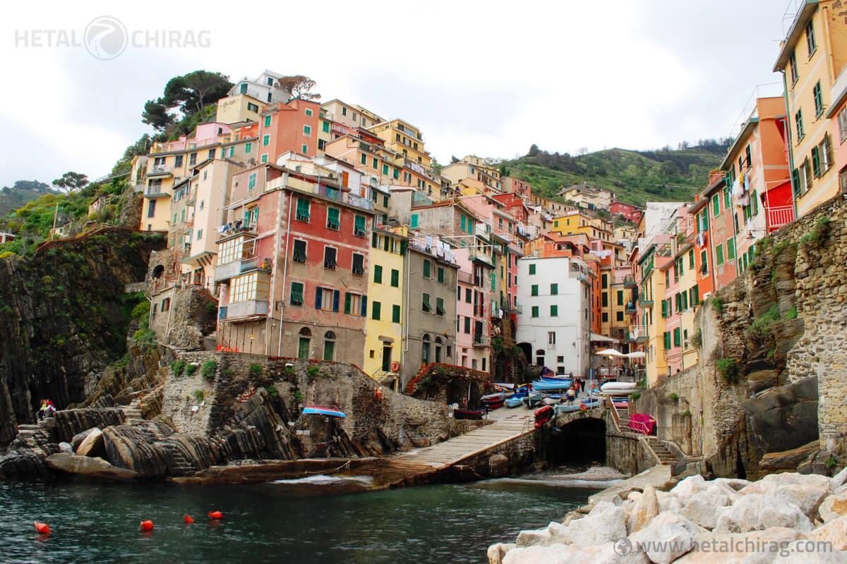 Cinque Terre, Italy | Chirag Virani | Hetal Virani