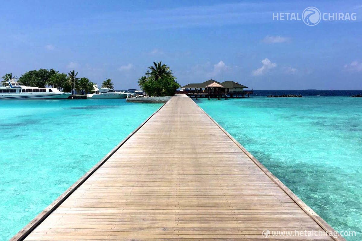 Maldives-sea | Chirag Virani | Hetal Virani