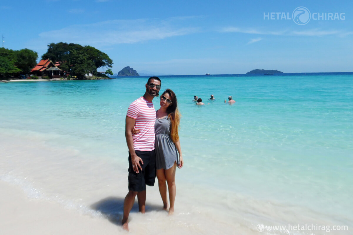 Phi-Phi-Island,-Thailand | Chirag Virani | Hetal Chirag