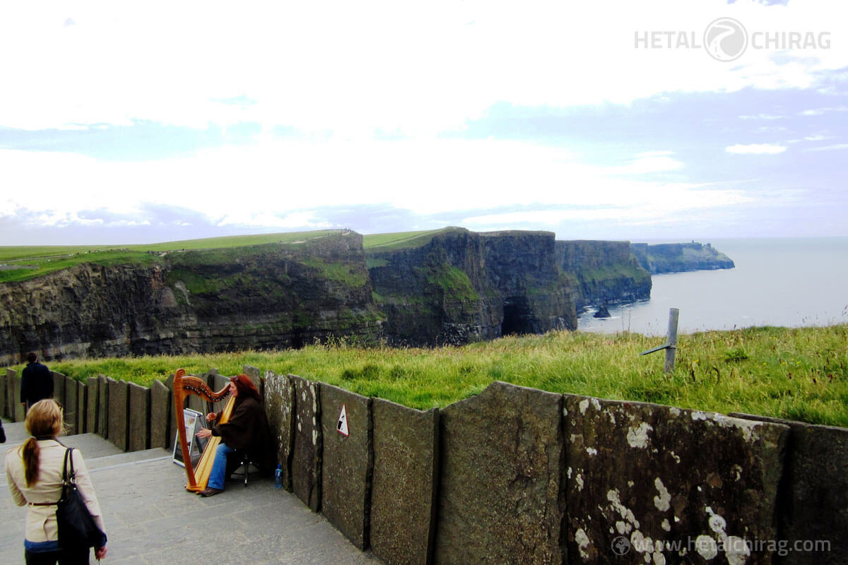 Cliffs-of-Moher,-Ireland | Chirag Virani | Hetal Virani