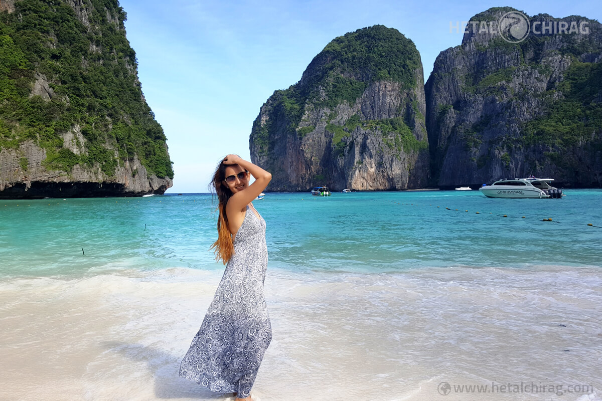 Maya Bay - the perfect tropical paradise
