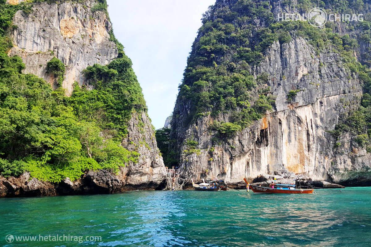 Pileh-Lagoon,-Thailand | Chirag Virani | Hetal Virani