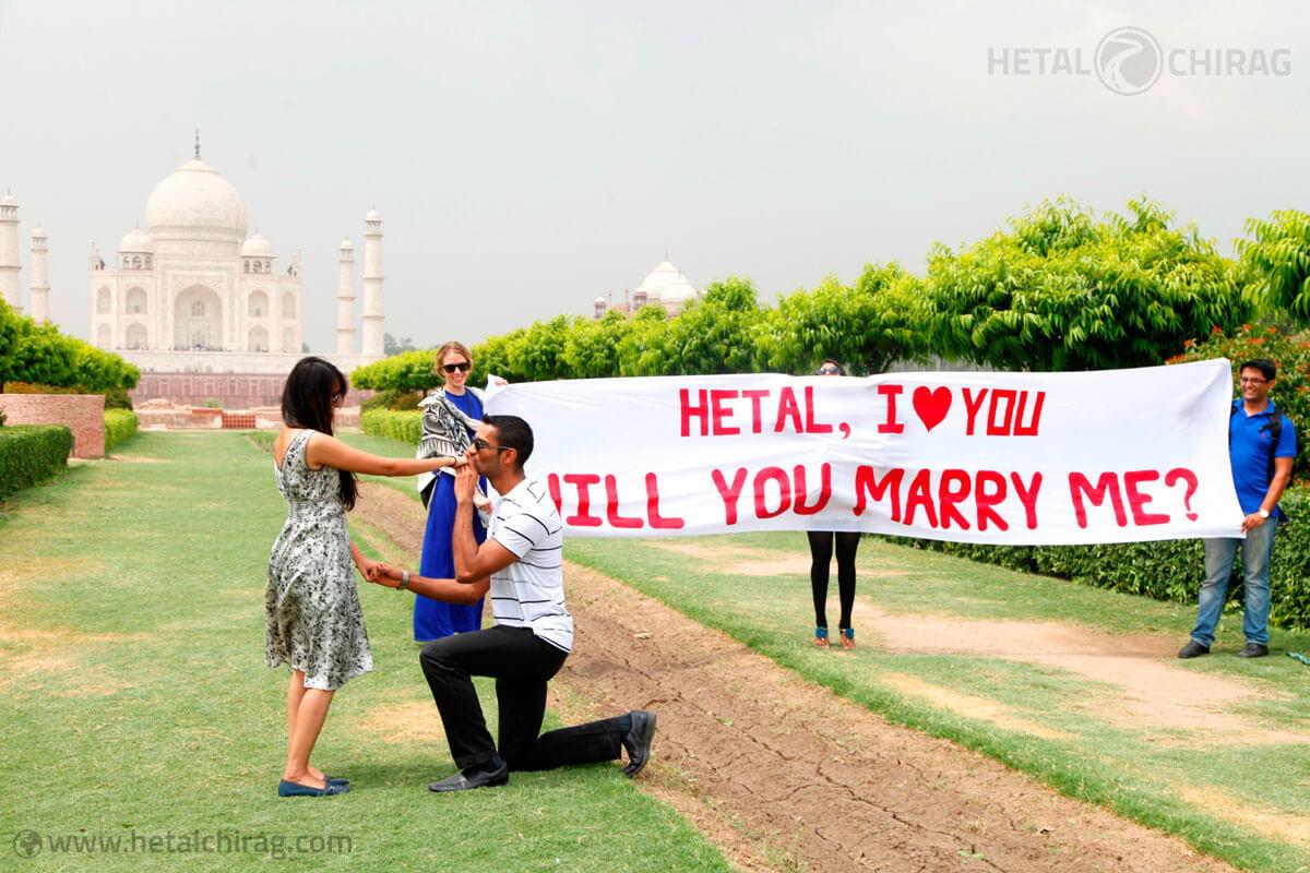 Agra, Taj Mahal | Chirag Virani | Hetal Virani