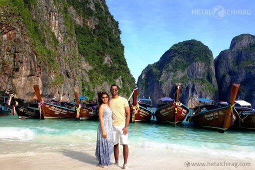 Maya Bay, Thailand   Chirag Virani   Hetal Virani