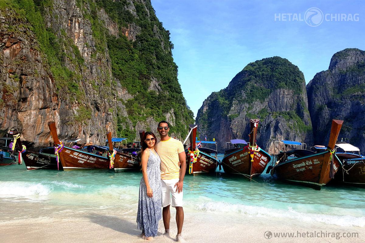 Maya Bay, Thailand | Chirag Virani | Hetal Virani