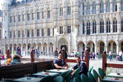 Brussels, Belgium | Chirag Virani | Hetal Virani
