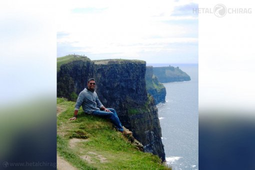 Cliffs-of-Moher,-Ireland | Chirag Virani | Hetal Virani