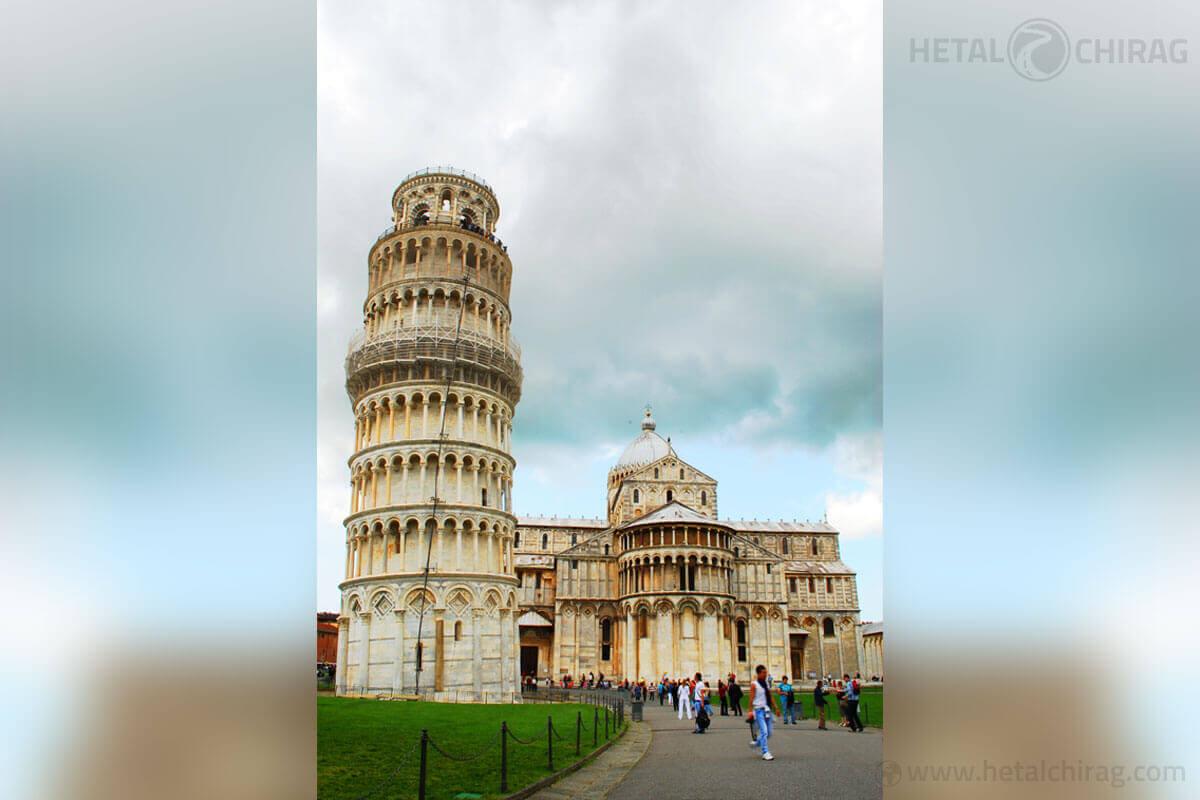 Pisa,-Italy | Chirag Virani | Hetal Virani