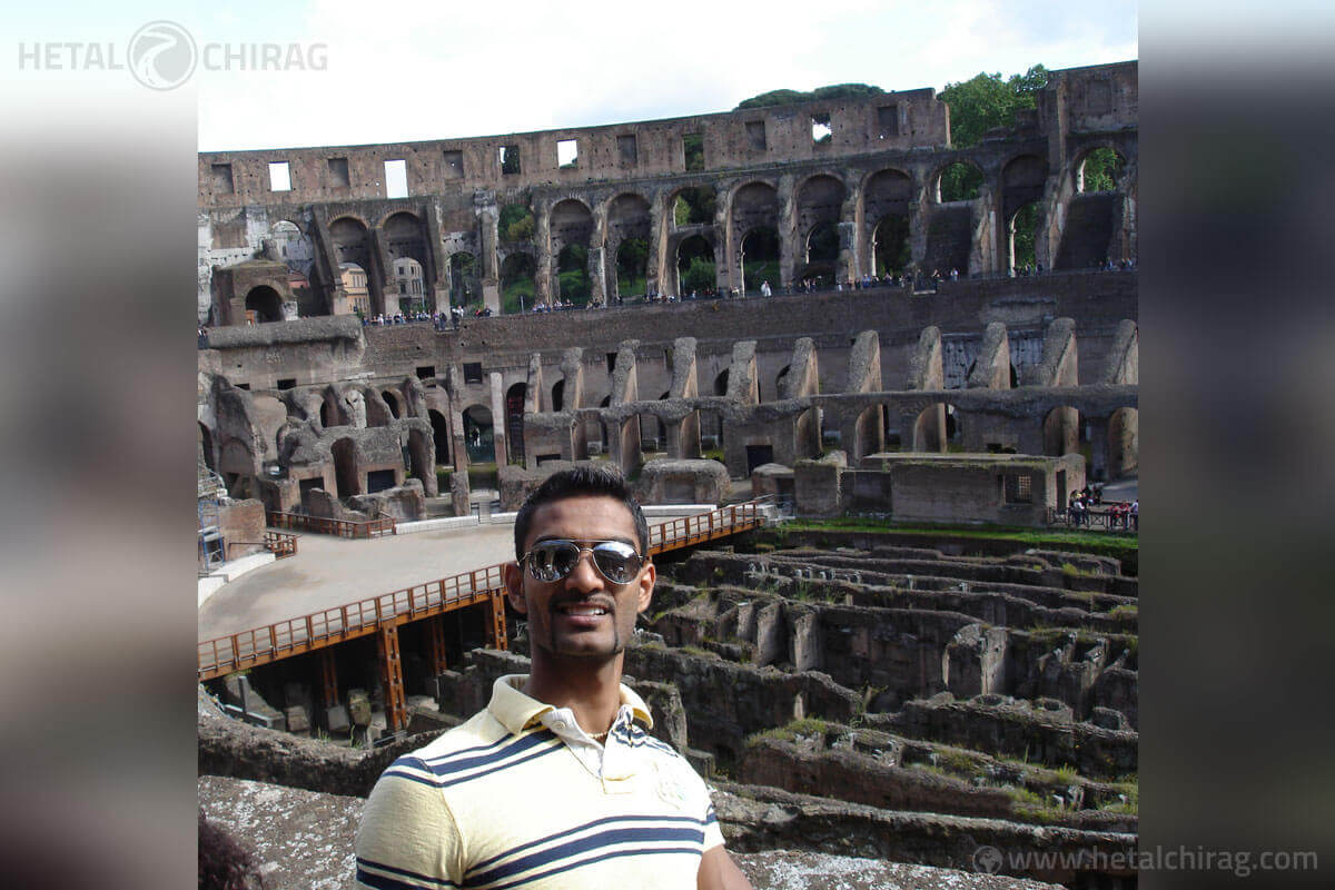 Rome,-Italy | Chirag Virani | Hetal Virani