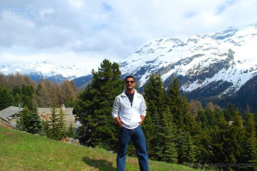 St. Moritz, Switzerland | Chirag Virani | Hetal Virani