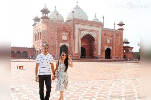 Agra,-Uttar-Pradesh,-India | Chirag Virani | Hetal Virani