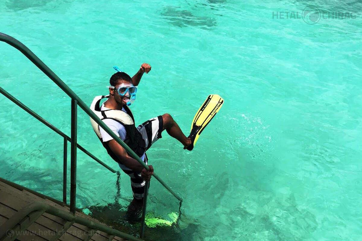 Maldives | Chirag Virani | Hetal Virani
