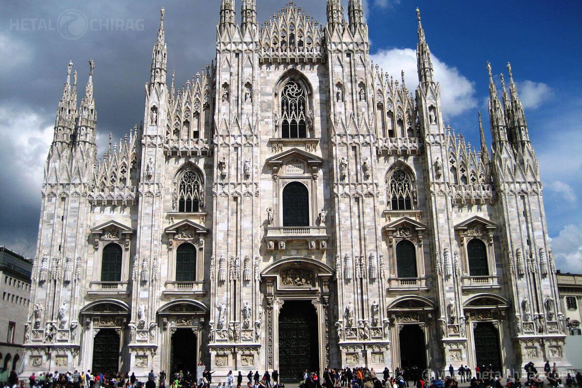 Milan,-Italy | Chirag Virani | Hetal Virani