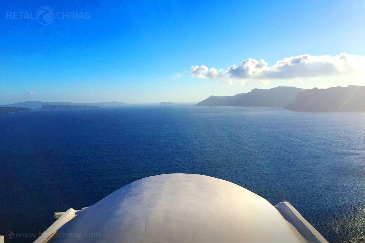 Santorini,-Greece | Chirag Virani | Hetal Virani
