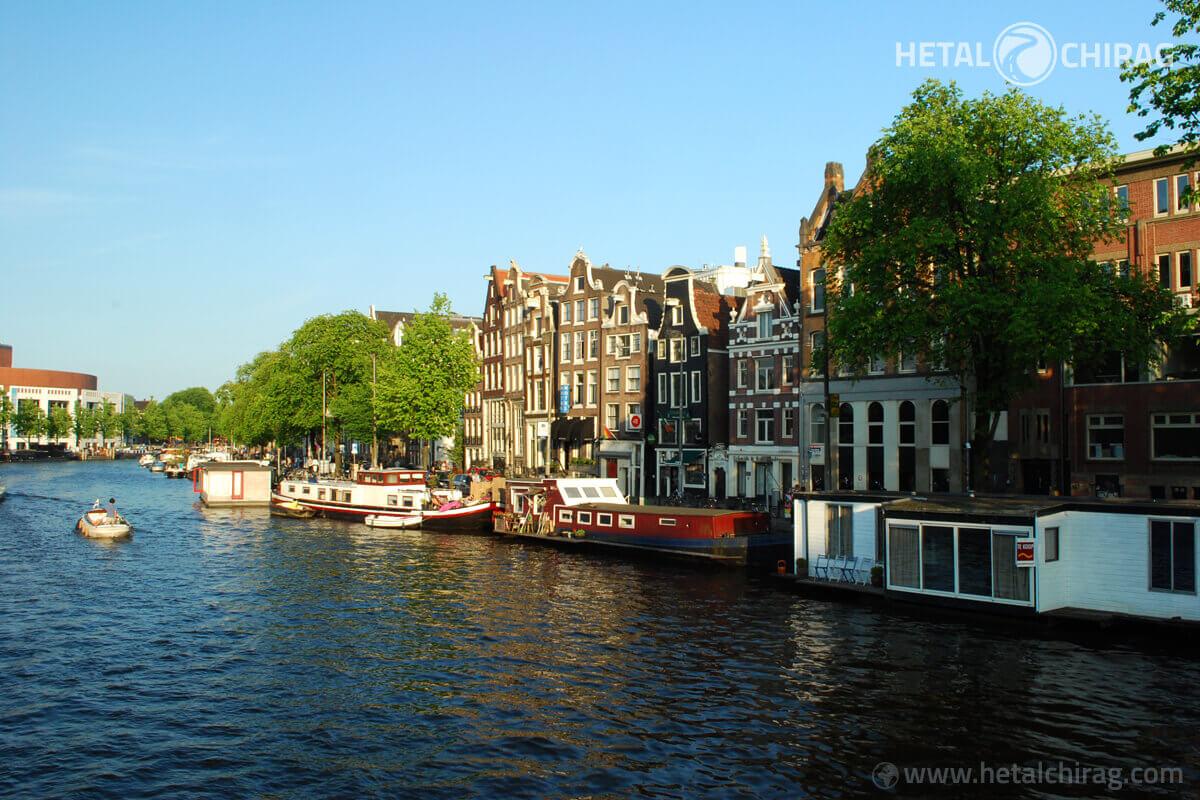 Amsterdam,-Netherlands | Chirag Virani | Hetal Virani