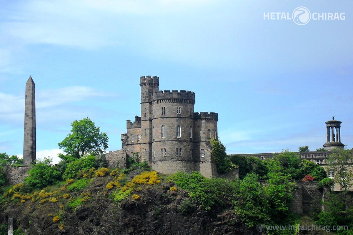 Edinburgh Castle | Chirag Virani | Hetal Virani