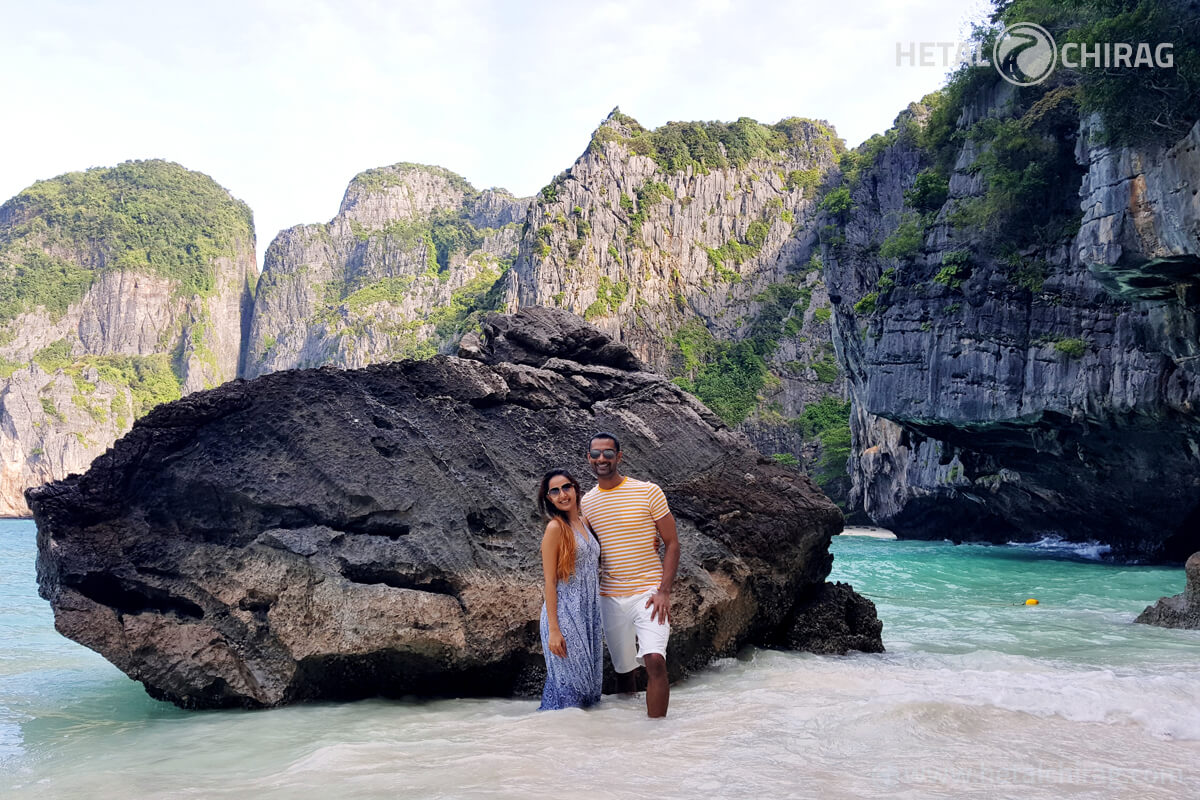 Maya Bay, Koh Phi Phi Islands, Thailand | Chirag Virani | Hetal Virani