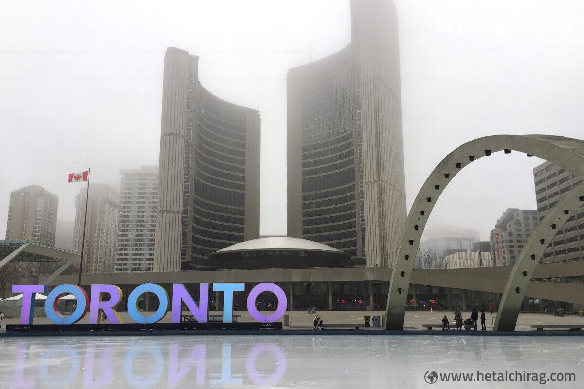 Nathan Phillips Square, Toronto, Canada | Chirag Virani | Hetal Virani