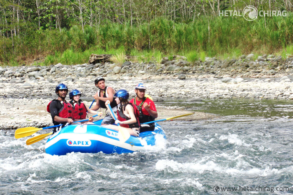 Savagre River, Costa Rica | Chirag Virani | Hetal Virani