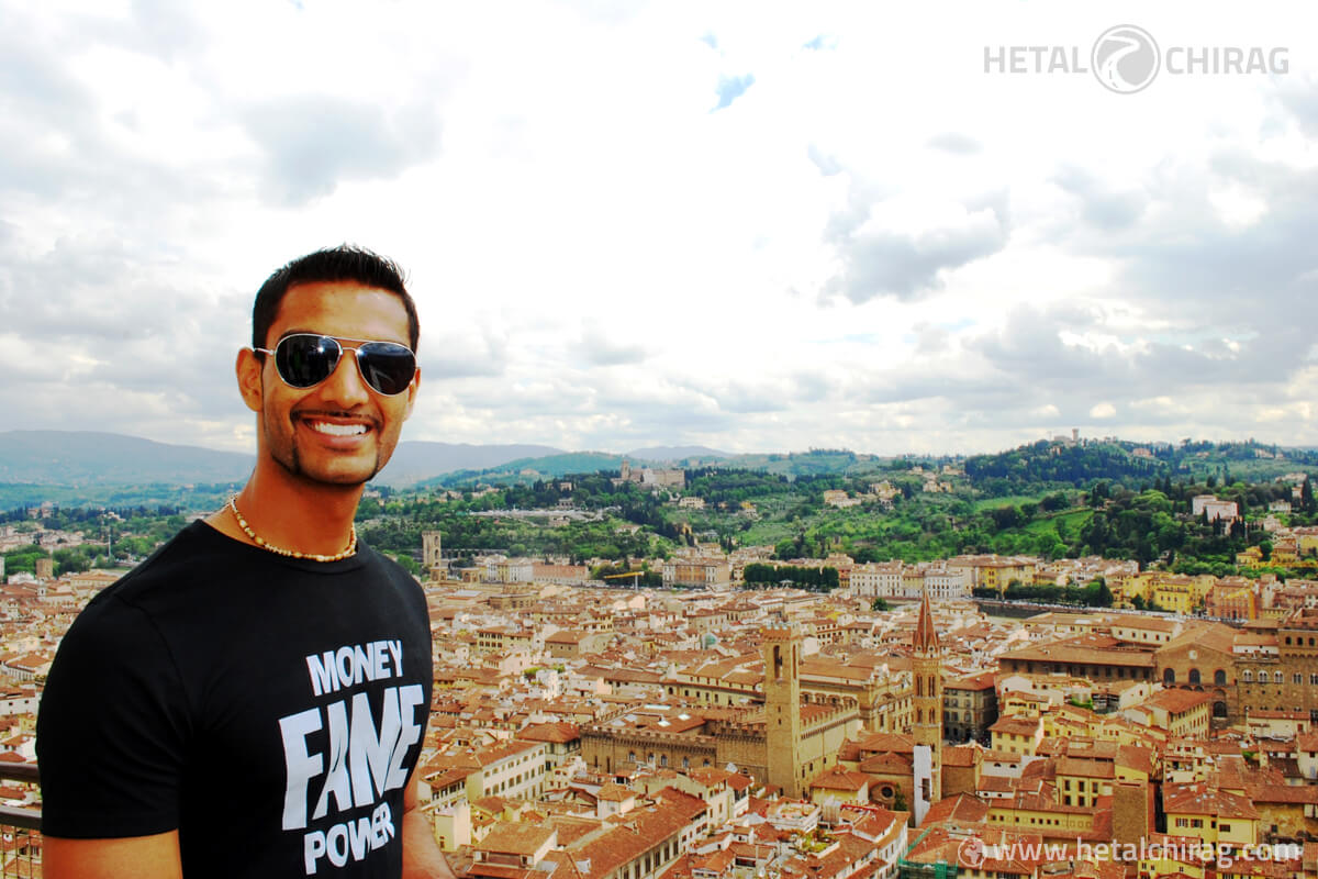 Florence Cathedral, Florence, Italy | Chirag Virani | Hetal Virani