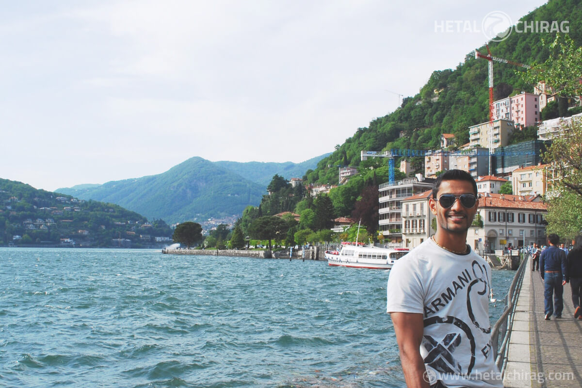 Lake Como, Italy | Chirag Virani | Hetal Virani