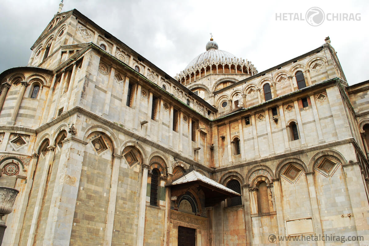 Pisa, Italy | Chirag Virani | Hetal Virani