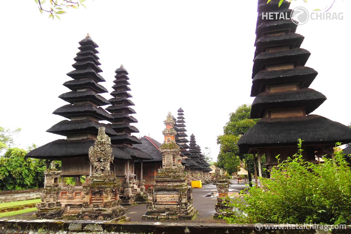Taman Ayun Temple | Chirag Virani | Hetal Virani
