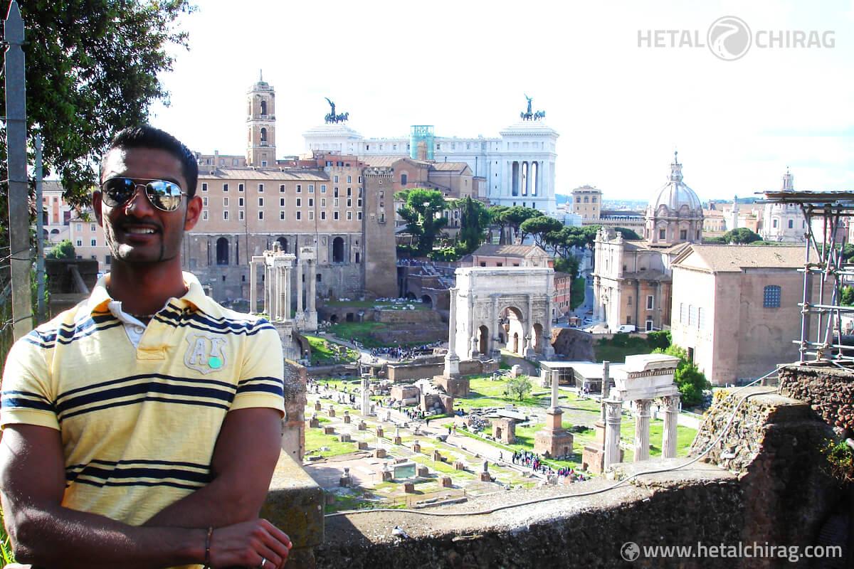 Roman Forum | Chirag Virani | Hetal Virani