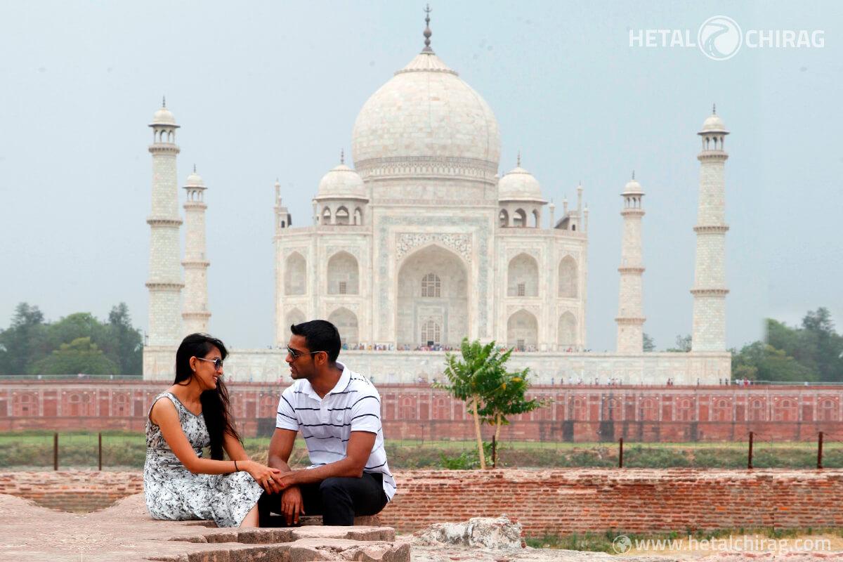 Taj Mahal | Chirag Virani | Hetal Virani