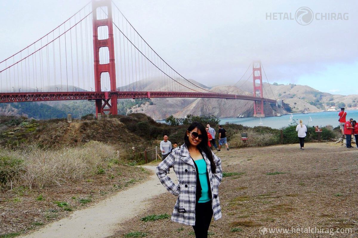 Golden Gate Bridge, San Francisco, USA | Chirag Virani | Hetal Virani