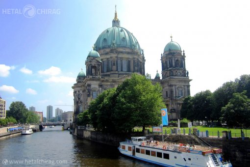 Berlin, Germany | Chirag Virani | Hetal Virani