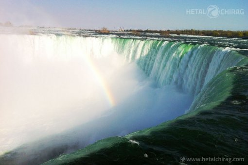 Niagara-Falls,-Canada | Chirag Virani | Hetal Virani