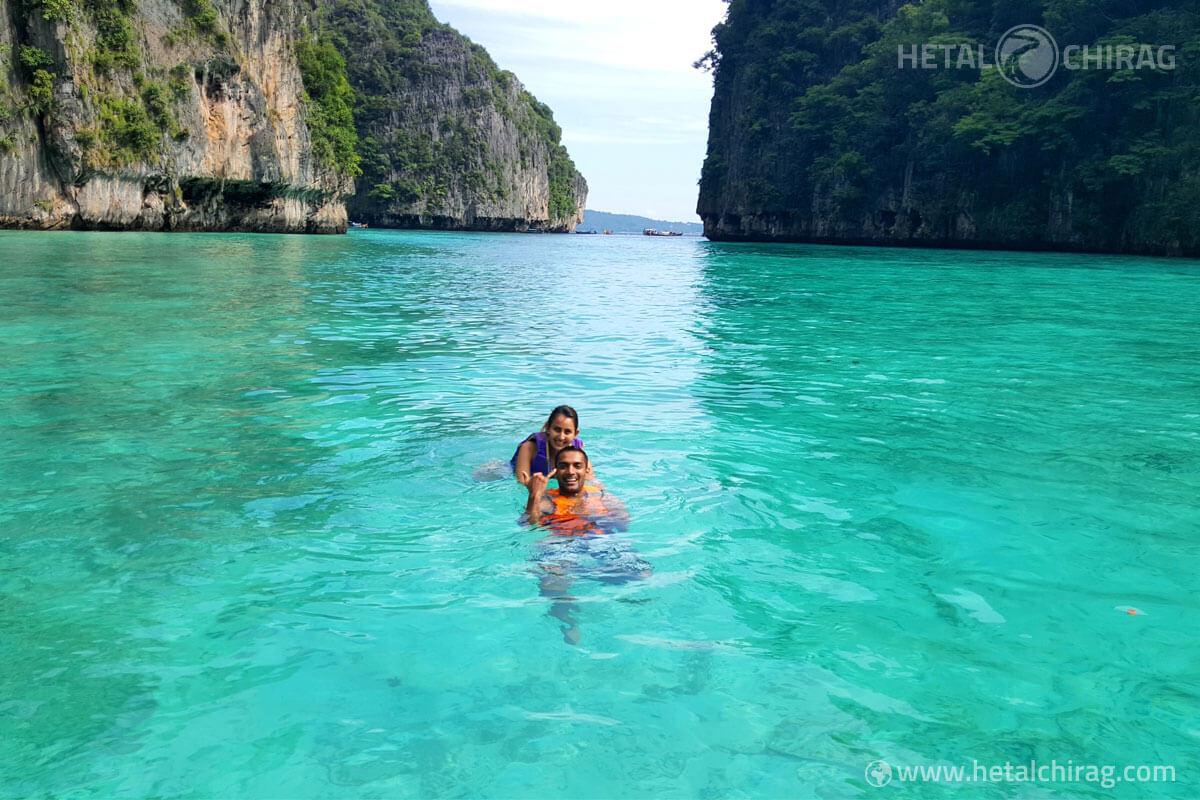 Pi-Leh Lagoon, Thailand | Chirag Virani | Hetal Virani