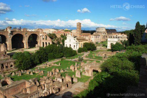 Rome, Italy | Chirag Virani | Hetal Virani