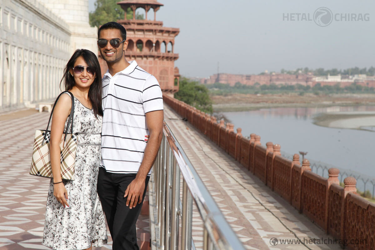 Agra,-India   Chirag Virani   Hetal Virani