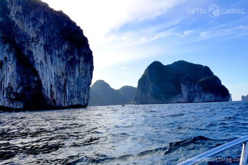 Maya-Bay,-Thailand   Chirag Virani   Hetal Virani