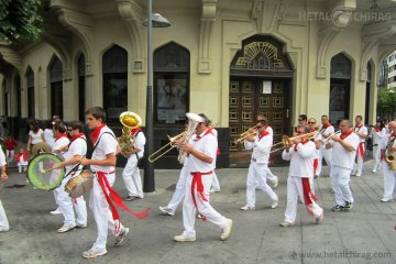 Pamplona,-Spain | Chirag Virani | Hetal Virani