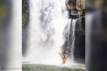 Tegenungan-Waterfall,-Bali | Chirag Virani | Hetal Virani