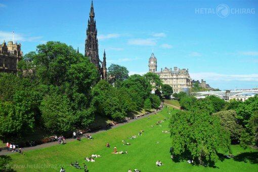 Edinburgh | Chirag Virani | Hetal Virani