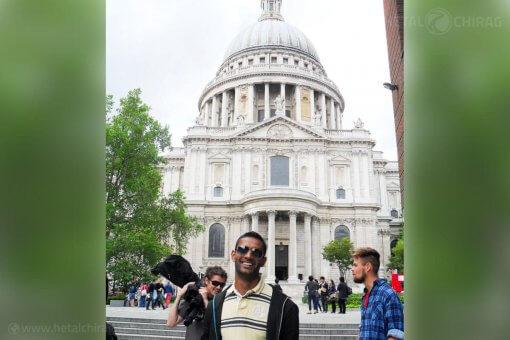 London,-England   Chirag Virani   Hetal Virani