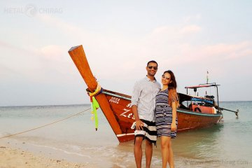 Phi-Phi-Island,-Thailand | Chirag Virani | Hetal Virani